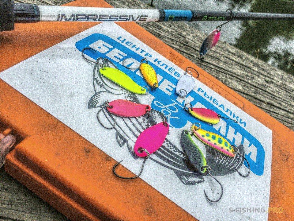 Блог им. JigHunter: топ 5 ошибок при ловле прудовой форели  Источник: http://s-fishing.pro/