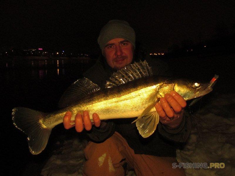 Отчеты с водоемов: Последняя рыбалка января 28.01