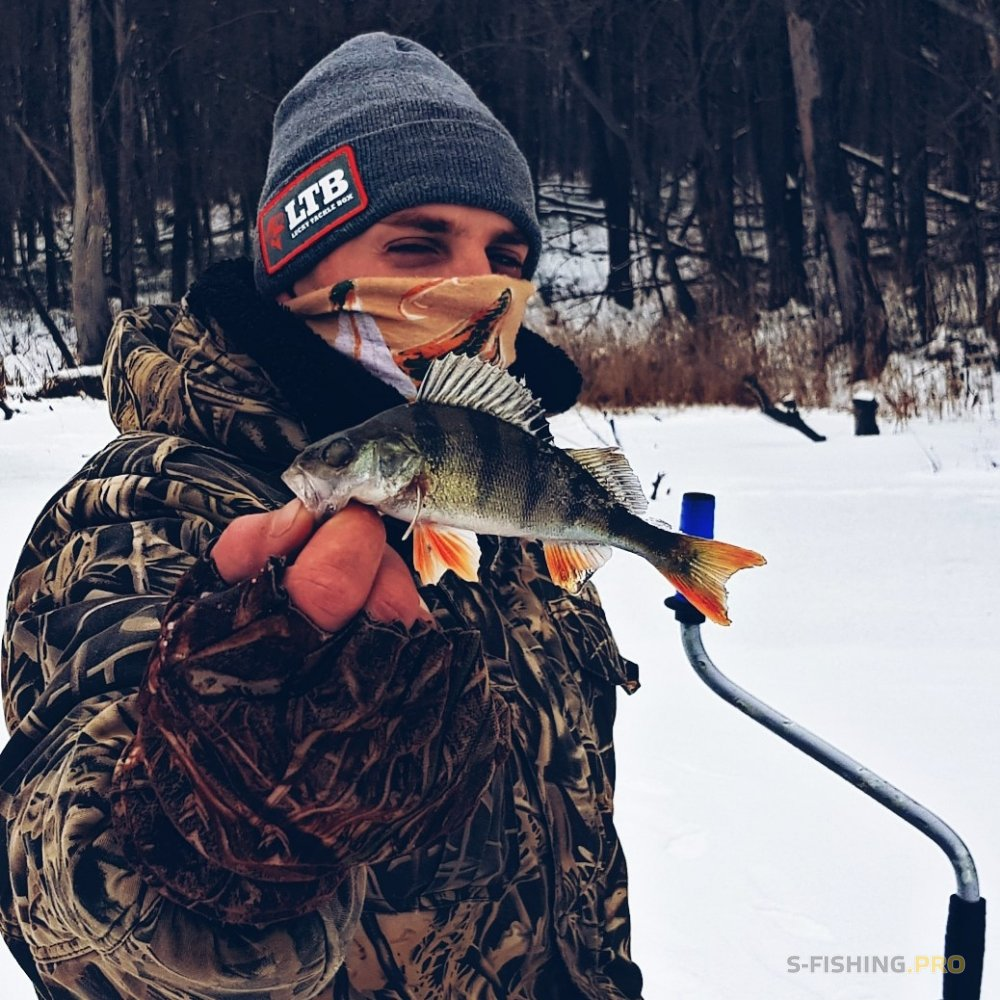 Отчеты с водоемов: Зимняя  рыбалка как она есть!