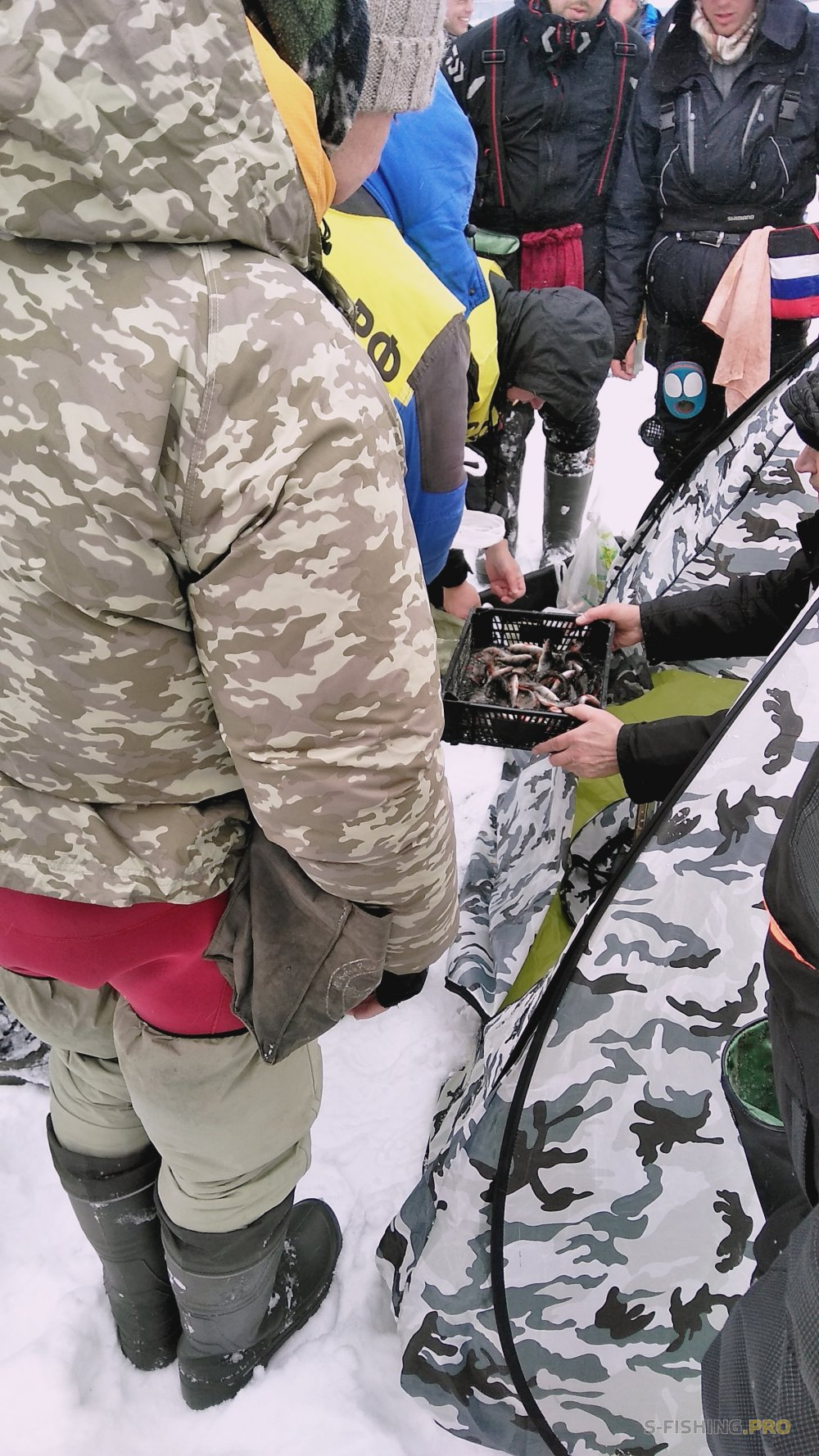 EcoGroup - эксклюзивный представитель брендов Maximus, Alaskan, LureMax, PowerPhantom, BlackSide, EcoPro, Saykio: Чемпионат Москвы или черная полоса!