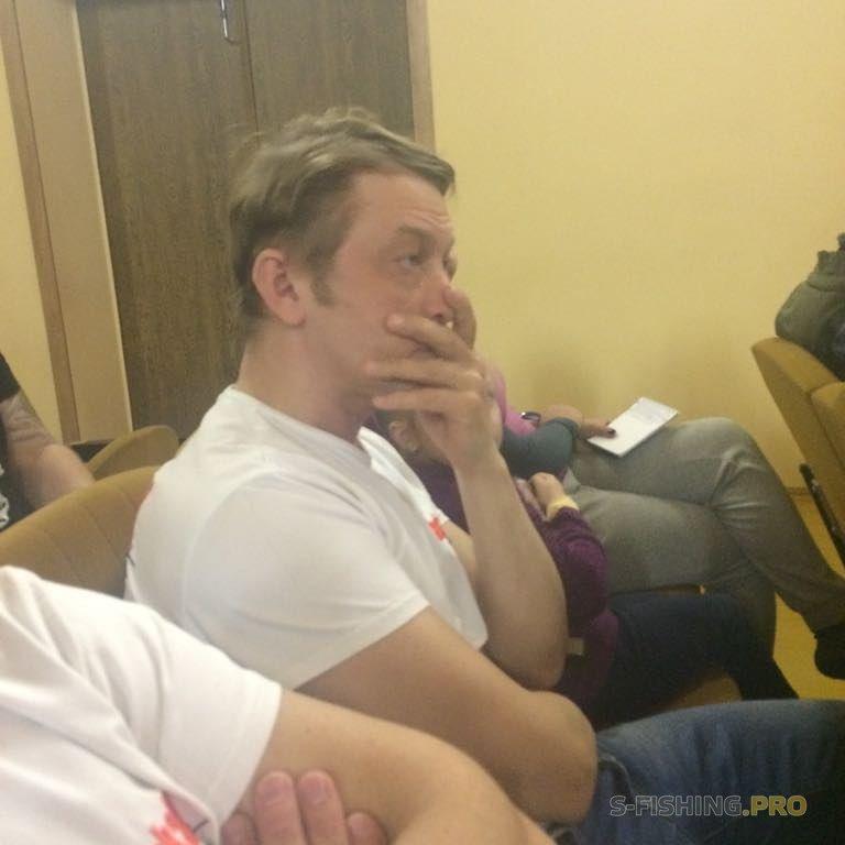 Отчеты с водоемов: Чемпионат России по ловле на мормышку Воронеж 2018