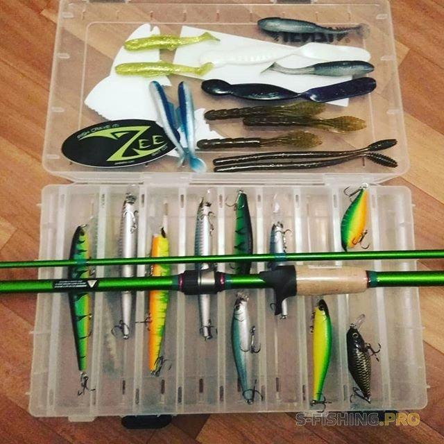 World Fishing Tackle: Кастинг - с чего начать?