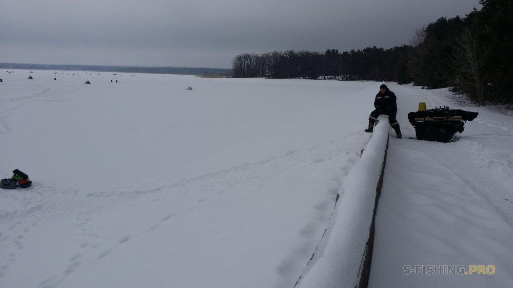 Блог им. AleksandrEvtikov: Белгородское водохранилище. Тревел(09.03-11.03.2017)