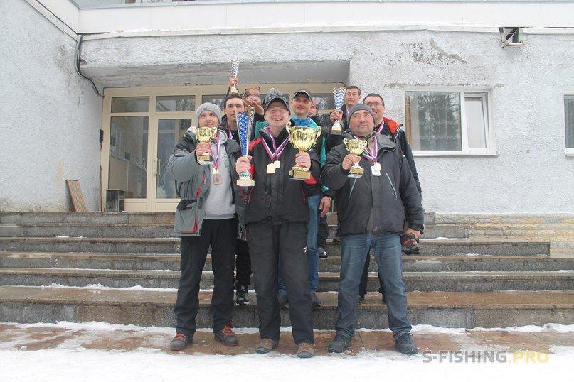 Мероприятия: Открытый Чемпионат Санкт-Петербурга по ловле рыбы блесной со льда 2018.