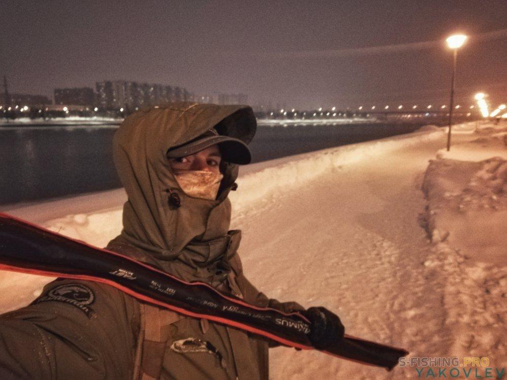Блог им. ArtemYakovlev: Вечерний спиннинг в городе