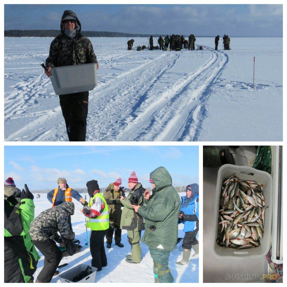 Мероприятия: Большая победа выборгских и питерских рыбаков с нарушением слуха в Эстонии 23-25.02.18.