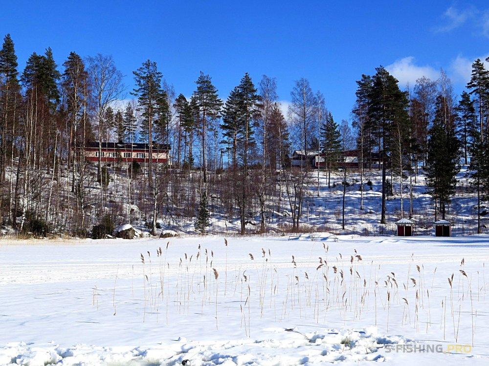 Отчеты с водоемов: ЗИМНЯЯ РЫБАЛКА В ФИНЛЯНДИИ (TAAVETTI)
