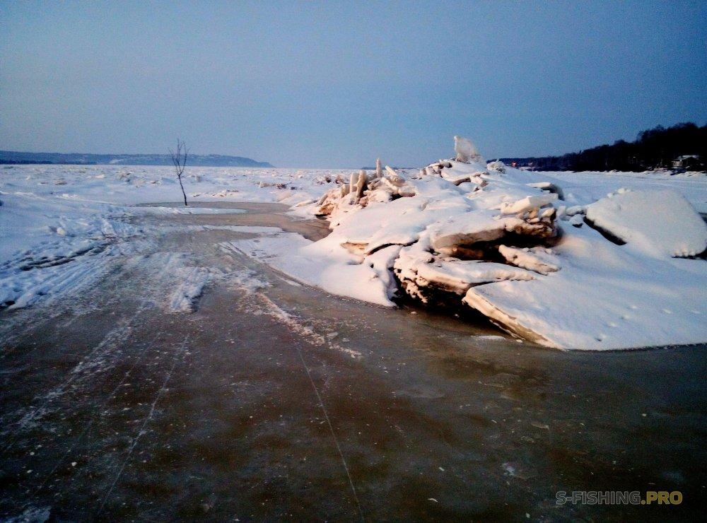 Отчеты с водоемов: Под небом славян