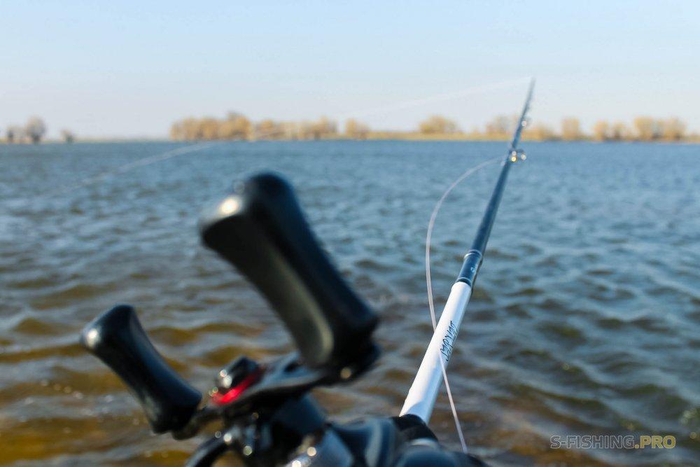 Отчеты с водоемов: Ловля щуки на подгруженную резину.