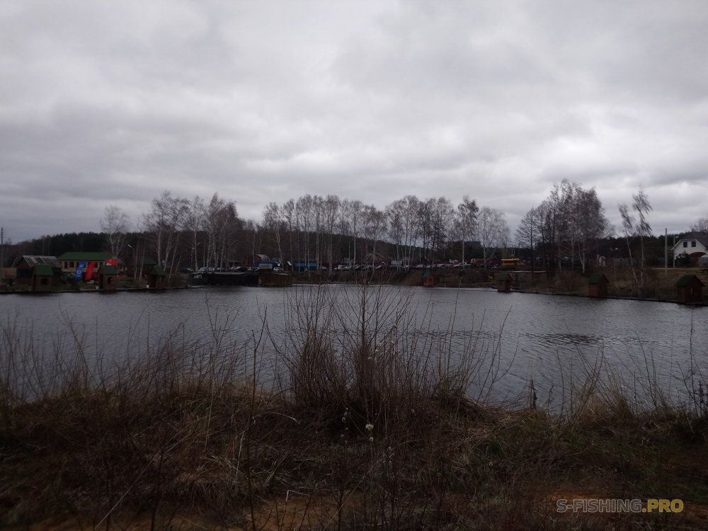Мероприятия: Чемпионат Московской области по ловле рыбы с берега