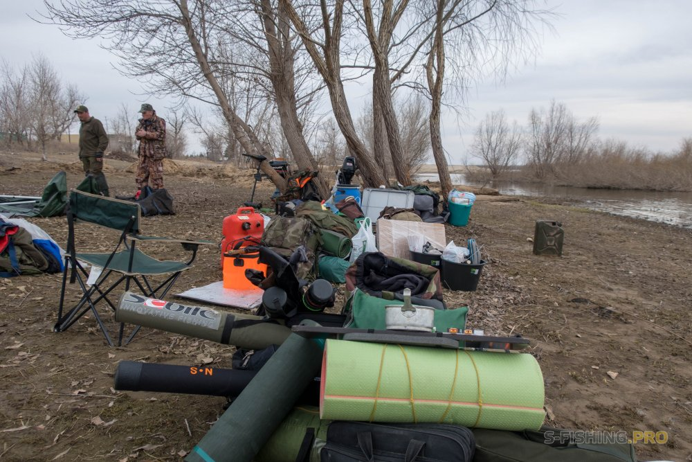 Отчеты с водоемов: Волга 2018. противный выезд
