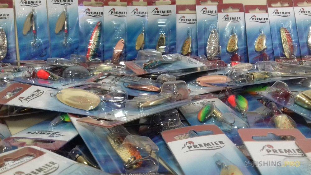 Мероприятия: Представляем вашему вниманию призы на КУБОК S-FISHING.PRO 2018 от Группы компаний ТОНАР и торговой марки Helios.