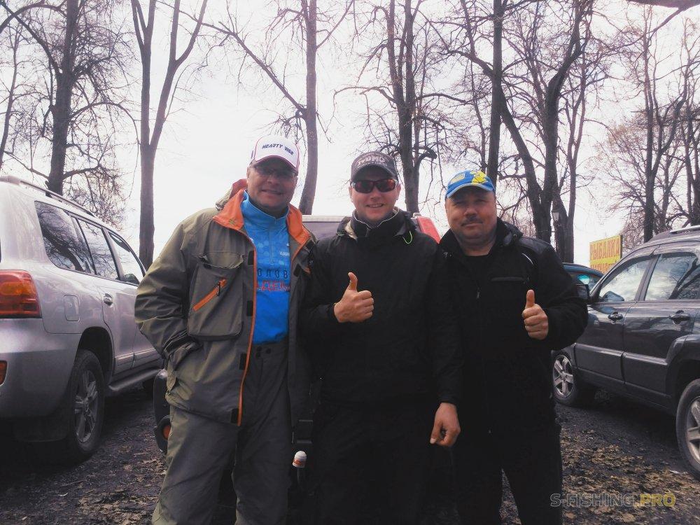 Отчеты с водоемов: Кубок Boroda Baits. Тренировка перед КМ.