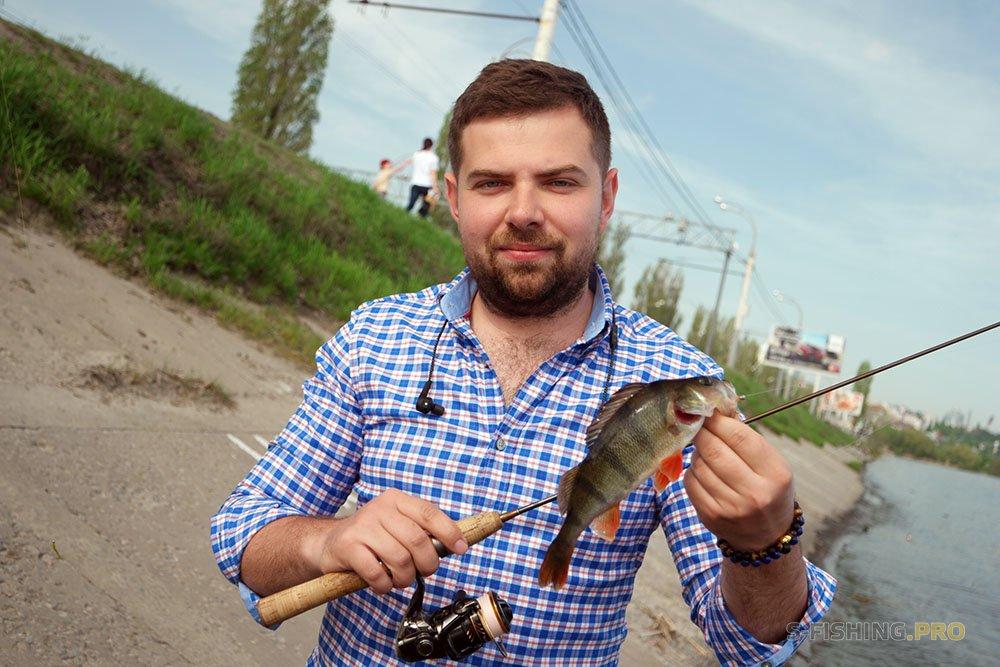 Отчеты с водоемов: Денди на рыбалке