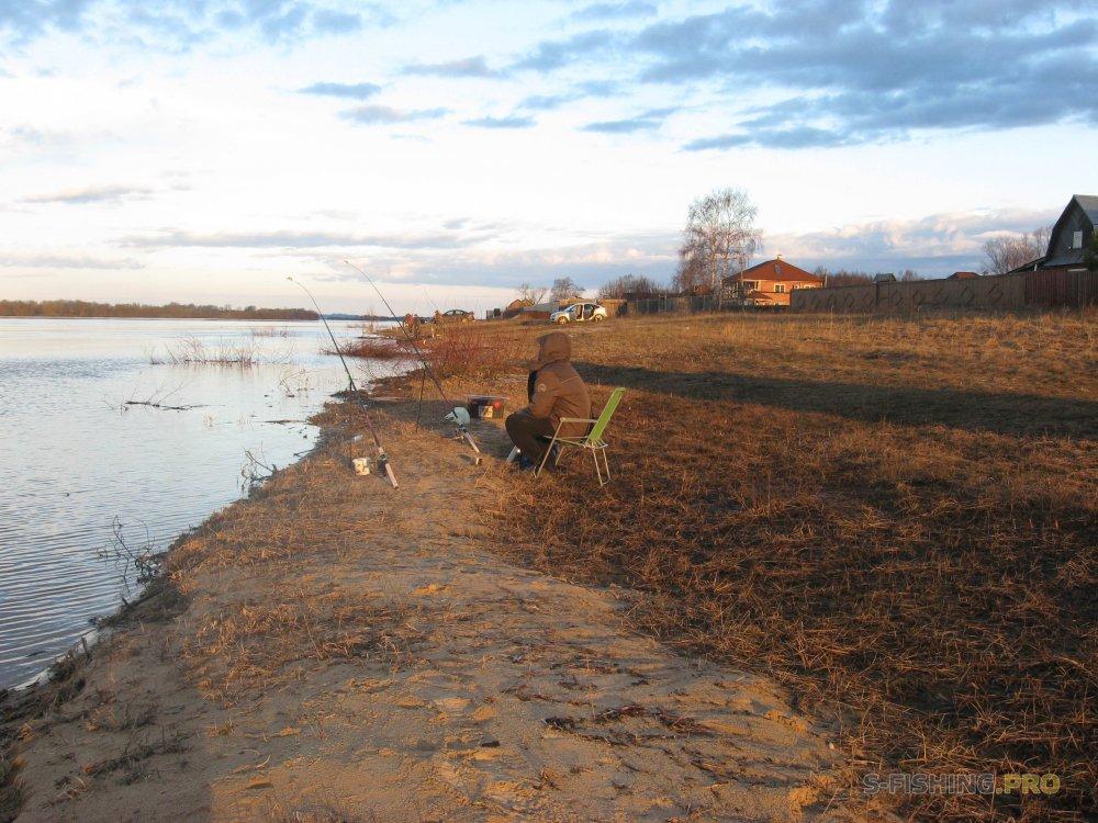 Отчеты с водоемов: Фидер в Макарьево.