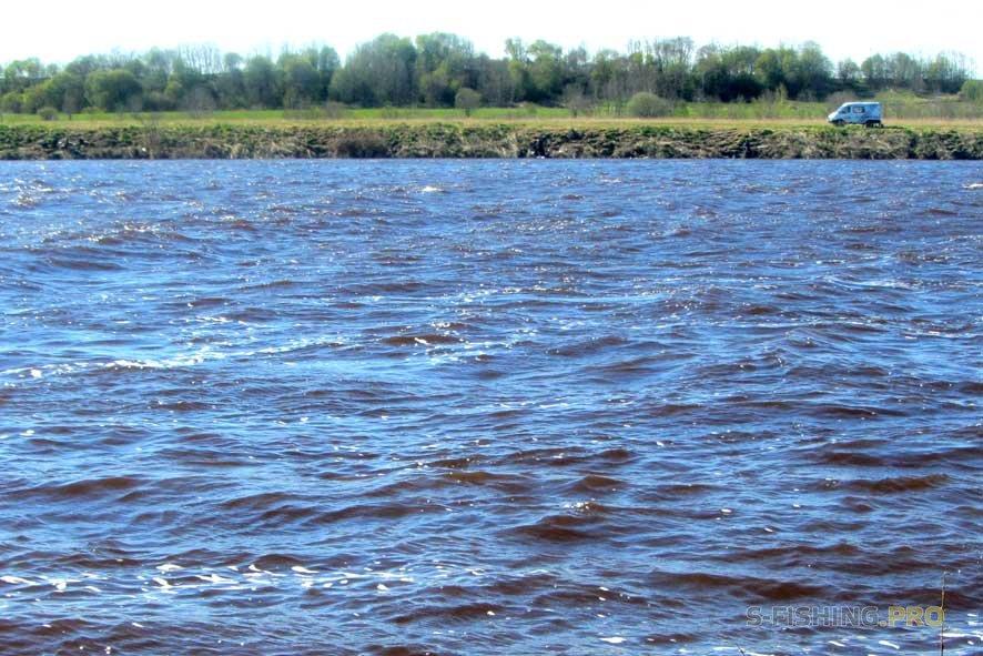 Отчеты с водоемов: Экспедиция по рекам Южного Приладожья.