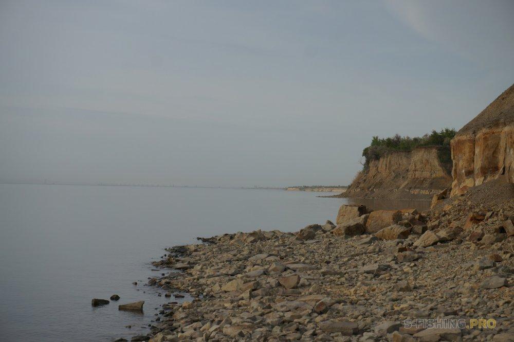 Отчеты с водоемов: ВВ, камни и мальки судаков.