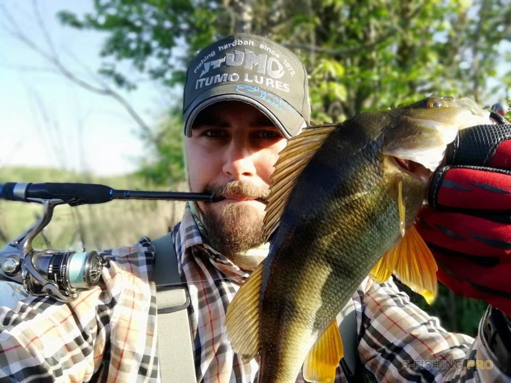 Отчеты с водоемов: Май. Дружба. Рыбалка.