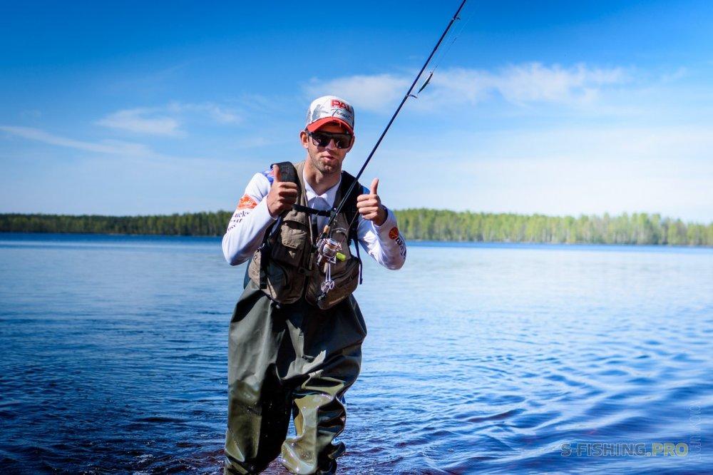 Отчеты с водоемов: Тренировки перед КУБКОМ S-FISHING.PRO 2018 «Большой Куш»
