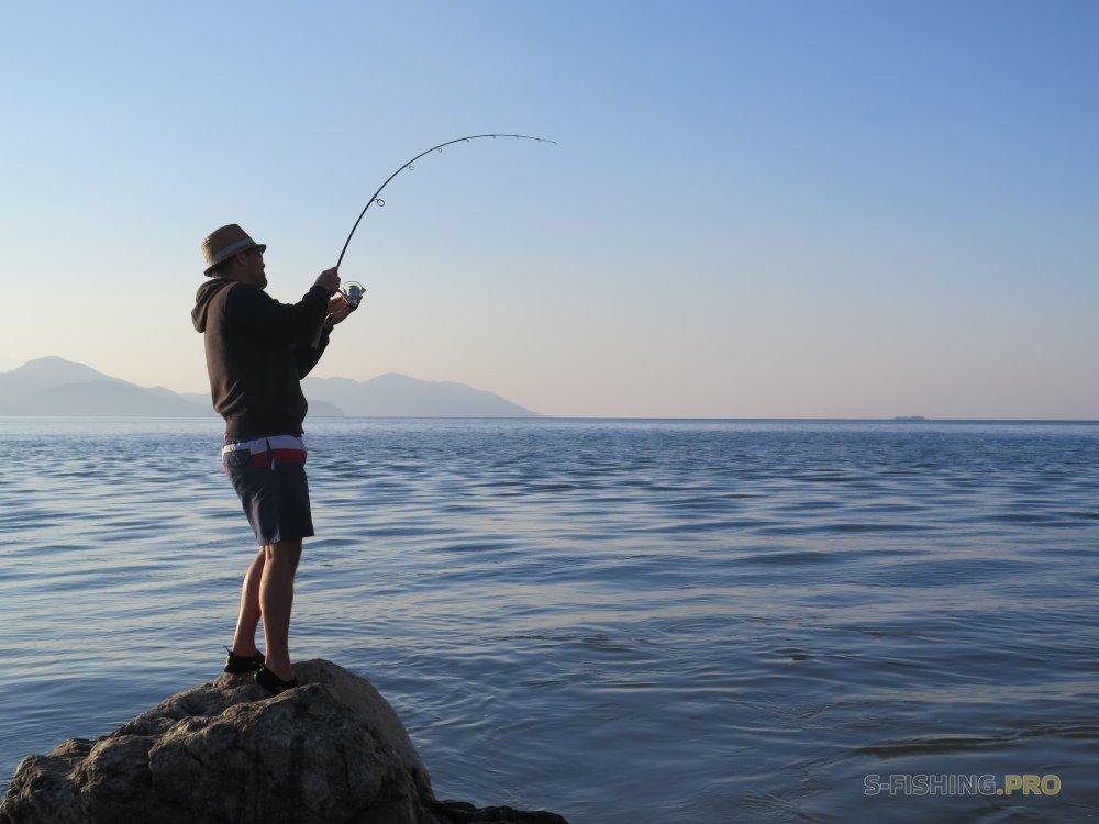 Отчеты с водоемов: STRIKE PRO В ТУРЦИИ