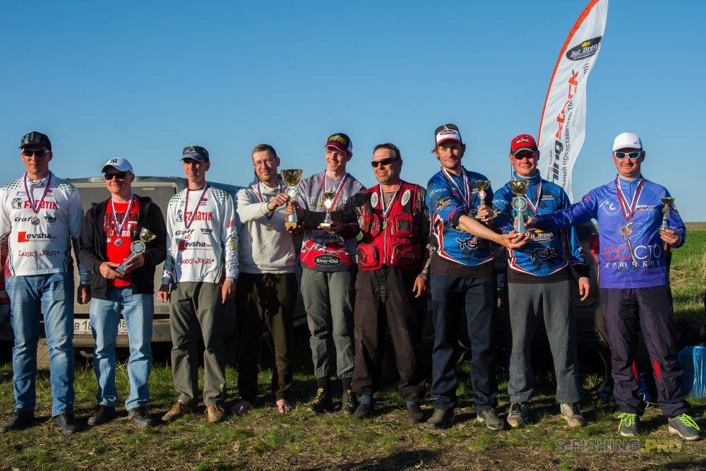 Мероприятия: Соревнования по ловле спиннингом в Самарской об.