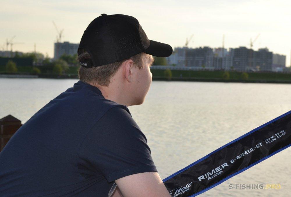 Обзоры: Обзор Rimer s-602EUL-ST. Начало Rockfishingа