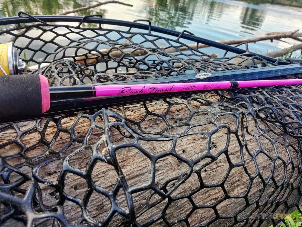 Обзоры: В розовом стиле. Pink Trout – первое знакомство.
