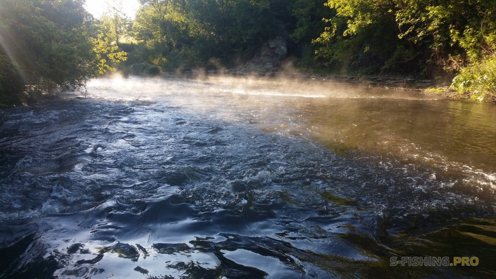 Отчеты с водоемов: В поисках новых мест