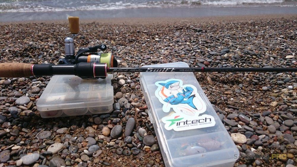 Отчеты с водоемов: Как я пытался ловить на море, и что из этого получилось!