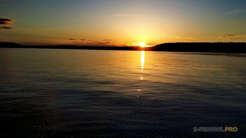 Отчеты с водоемов: Открытие лодочного сезона (10-12 июня Десногорское вдхр.)