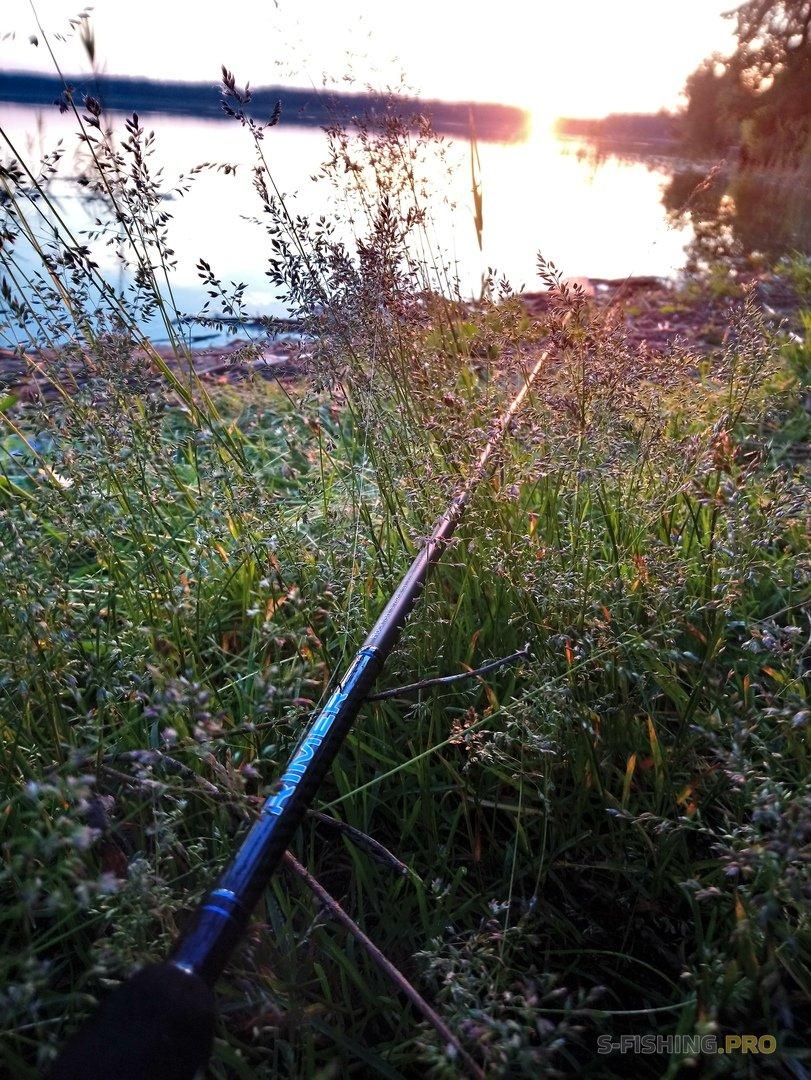 Отчеты с водоемов: Ловля окуня
