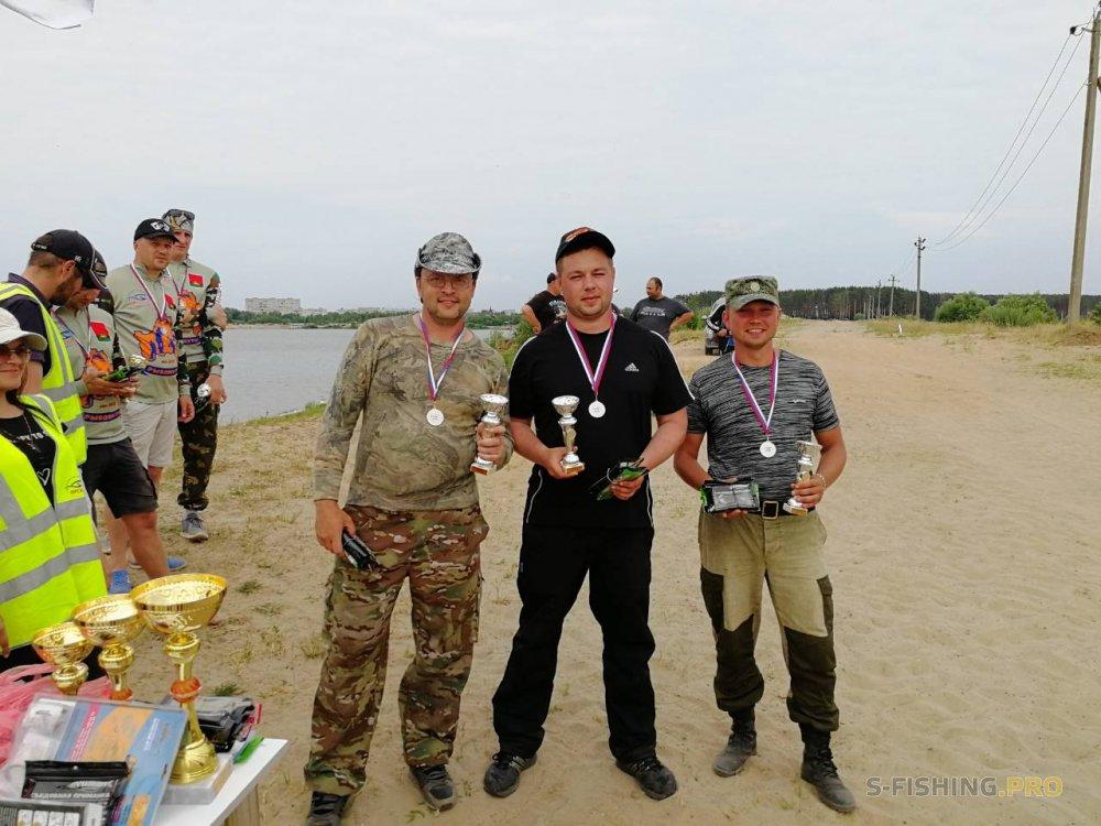 Мероприятия: Отчет о выступлении на чемпионате г. Брянска по ловле спиннингом с берега.