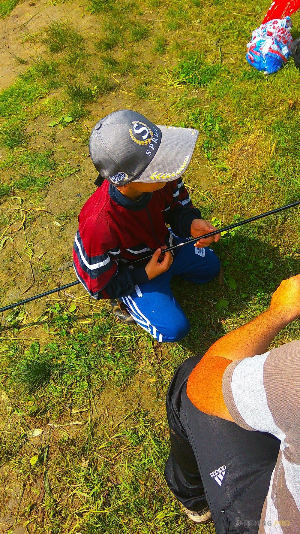Отчеты с водоемов: Деревенская рыбалка со Sprut