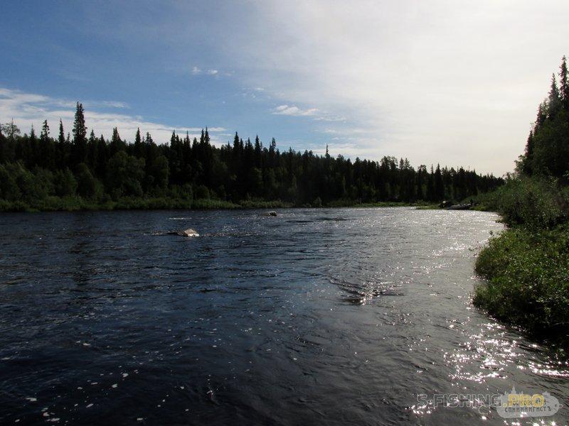Отчеты с водоемов: Кольский #3. Старый маршрут, новые впечатления. 20.06-26.06.2018