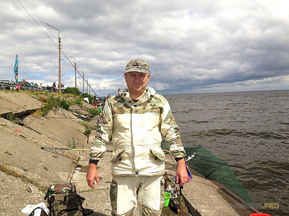 Отчеты с водоемов: КУБОК DUNAEV - 2018