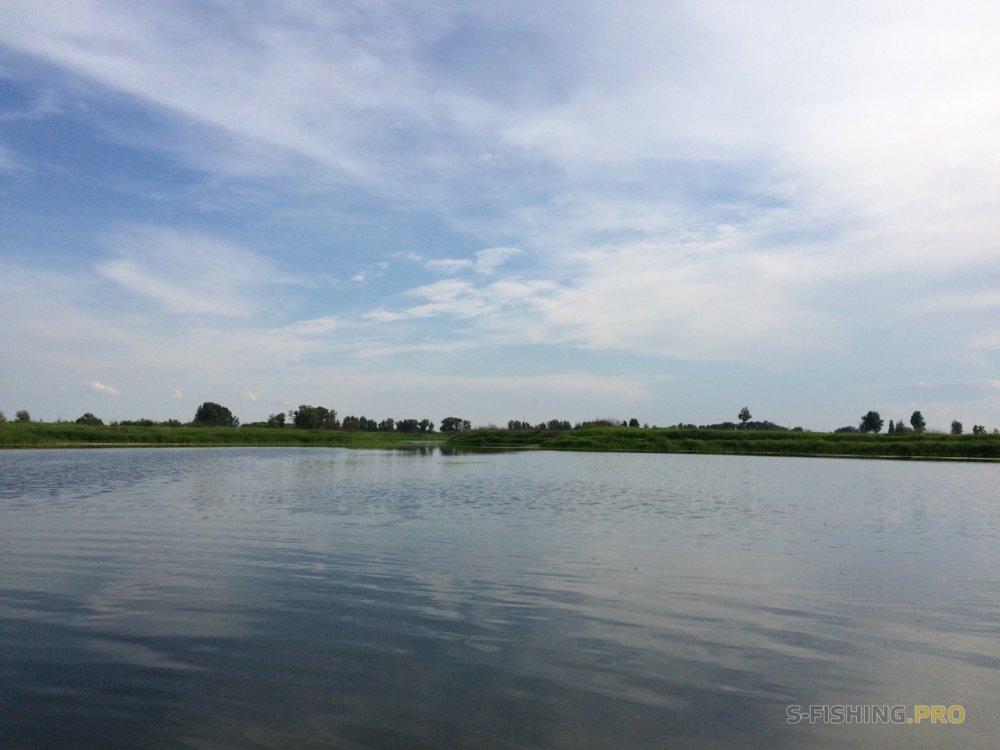 Отчеты с водоемов: Железная рыбалка