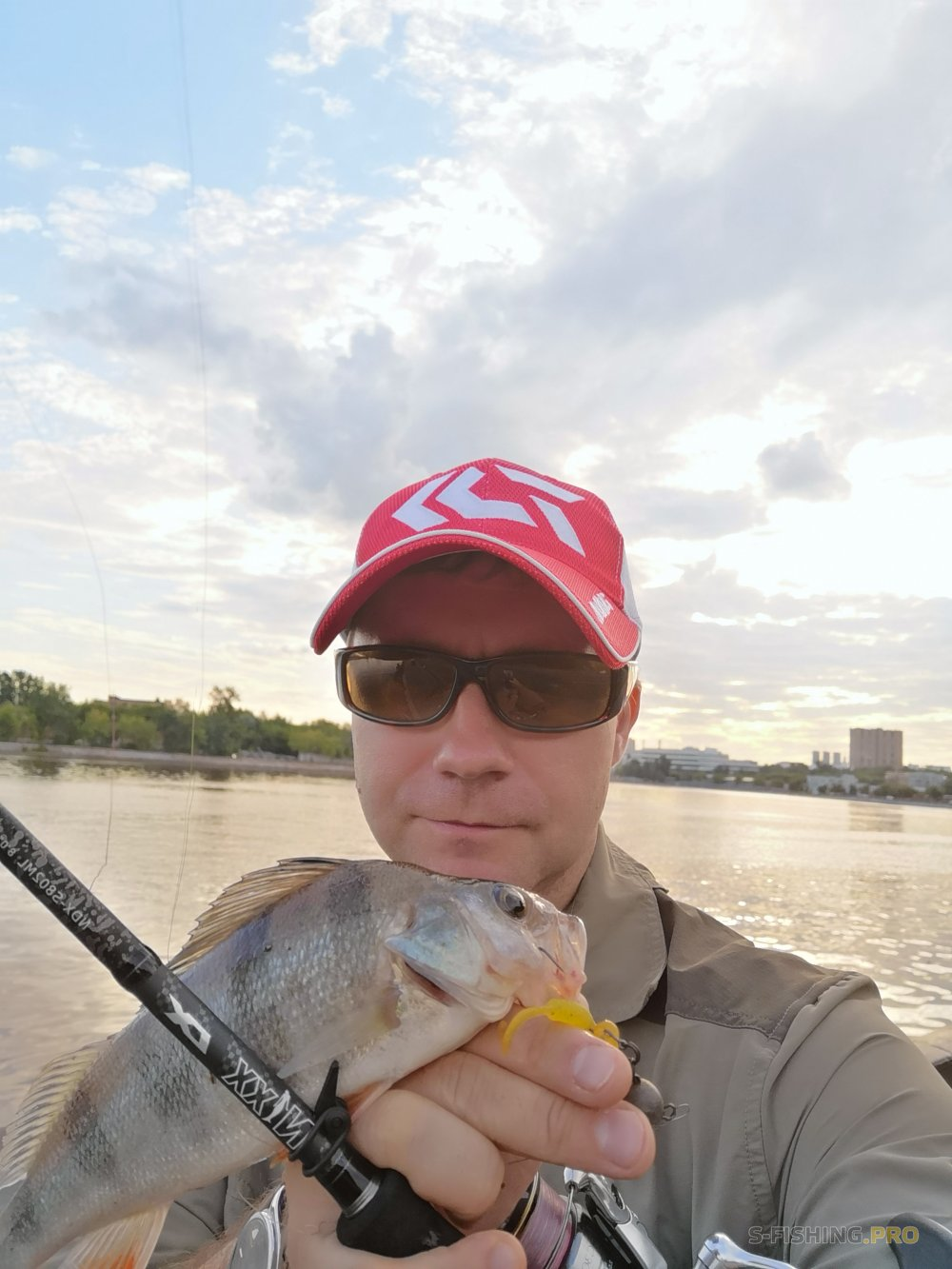 Отчеты с водоемов: Рыбалка после рабочего дня