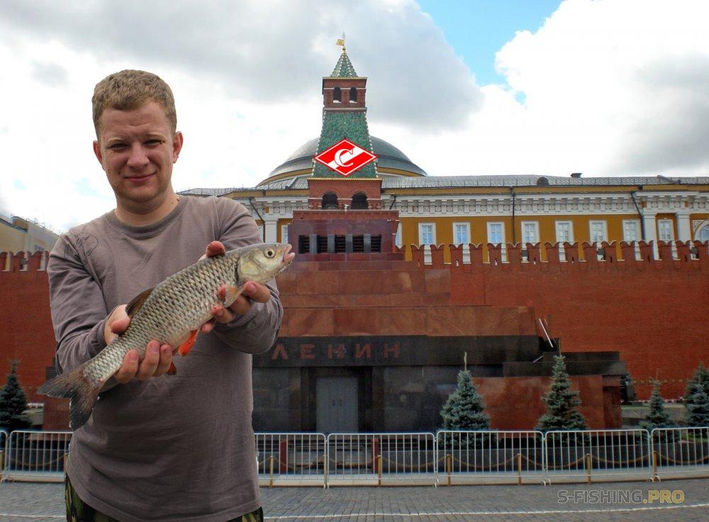 Отчеты с водоемов: streetfishing Moscow