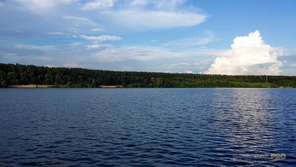 Отчеты с водоемов: Матырское водохранилище (Липецкая область 21.07-22.07.2018)