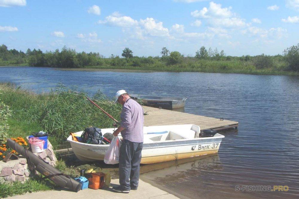 Отчеты с водоемов: В дельте реки Свирь