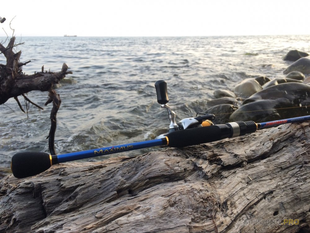 Отчеты с водоемов: На море со Streetracer'ами
