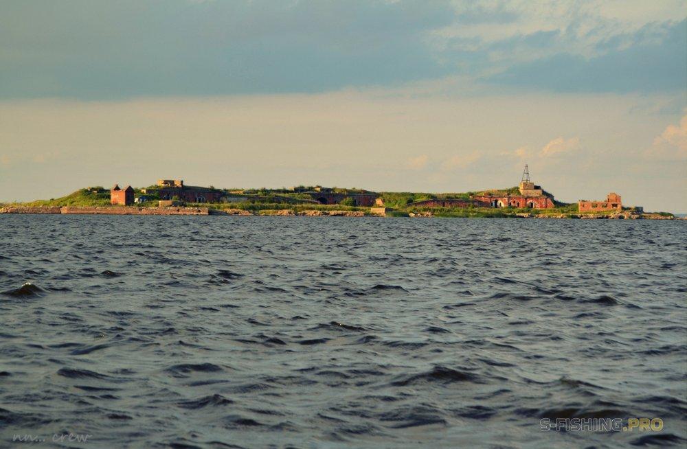 Отчеты с водоемов: За судаком на Финский залив