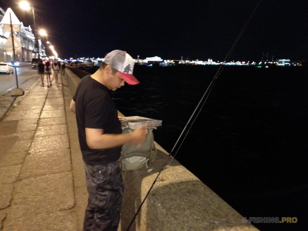 Отчеты с водоемов: Street Fishing по-мутному