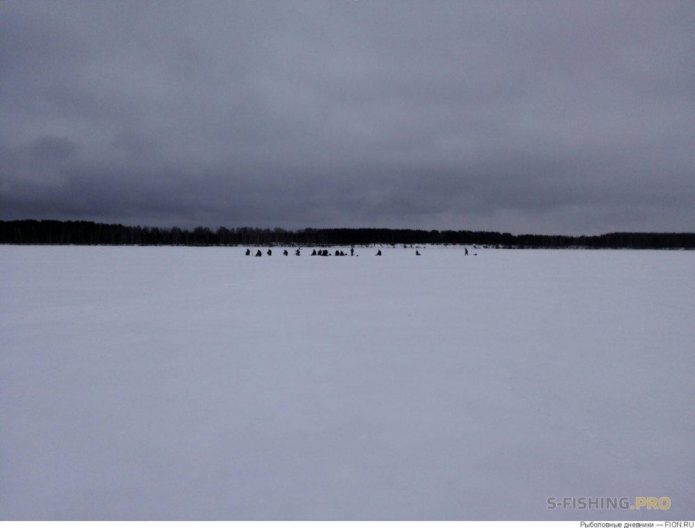 Блог им. motor37: Отчет о рыбалке: 24 февраля 2017 - 26 февраля 2017, Волга Горьковское водохранилище