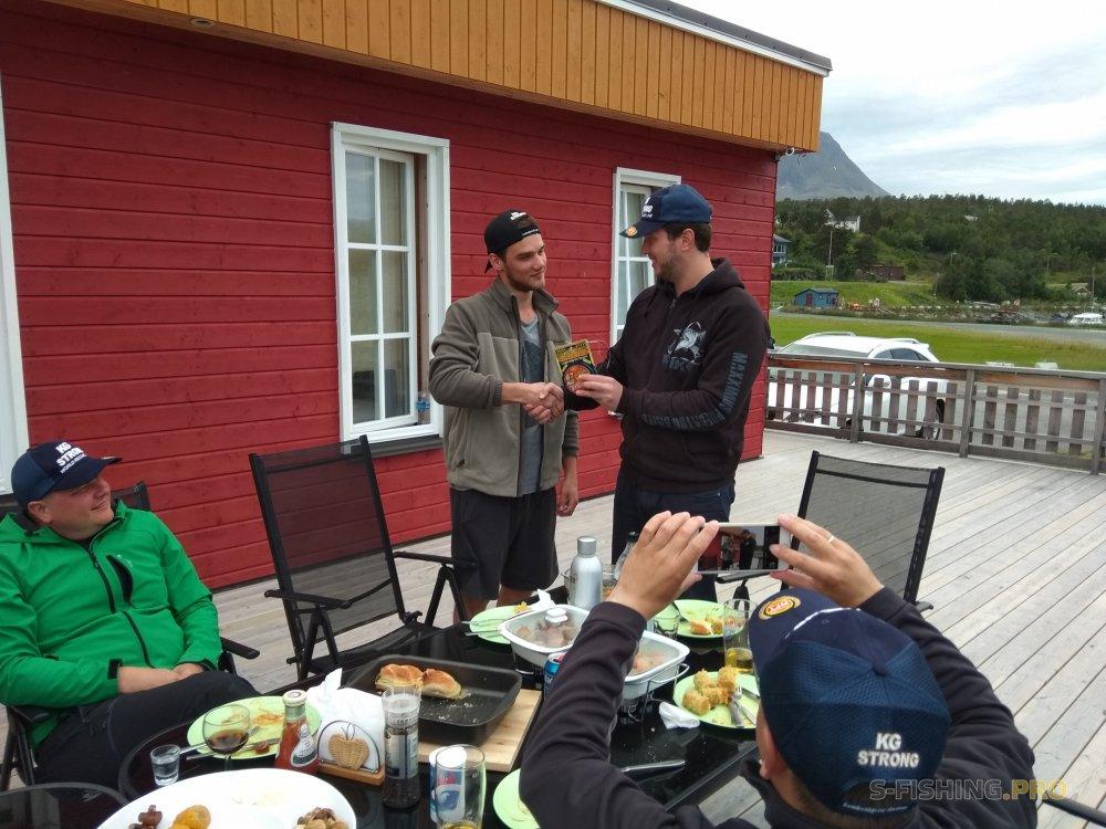 World Fishing Tackle: Путешествие по Норвегии (часть 1)
