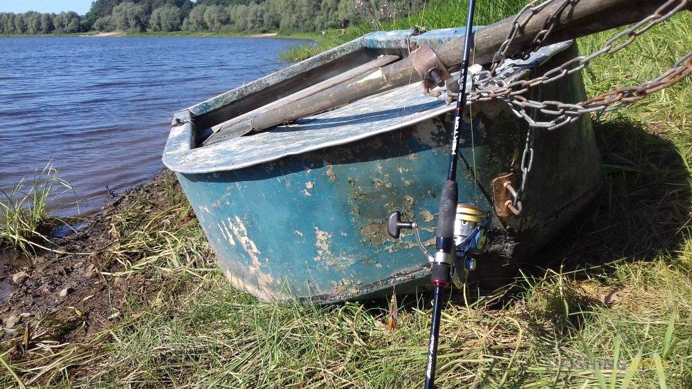 Блог им. OlegKutuzov: Дервня, жерех, щука, баня!