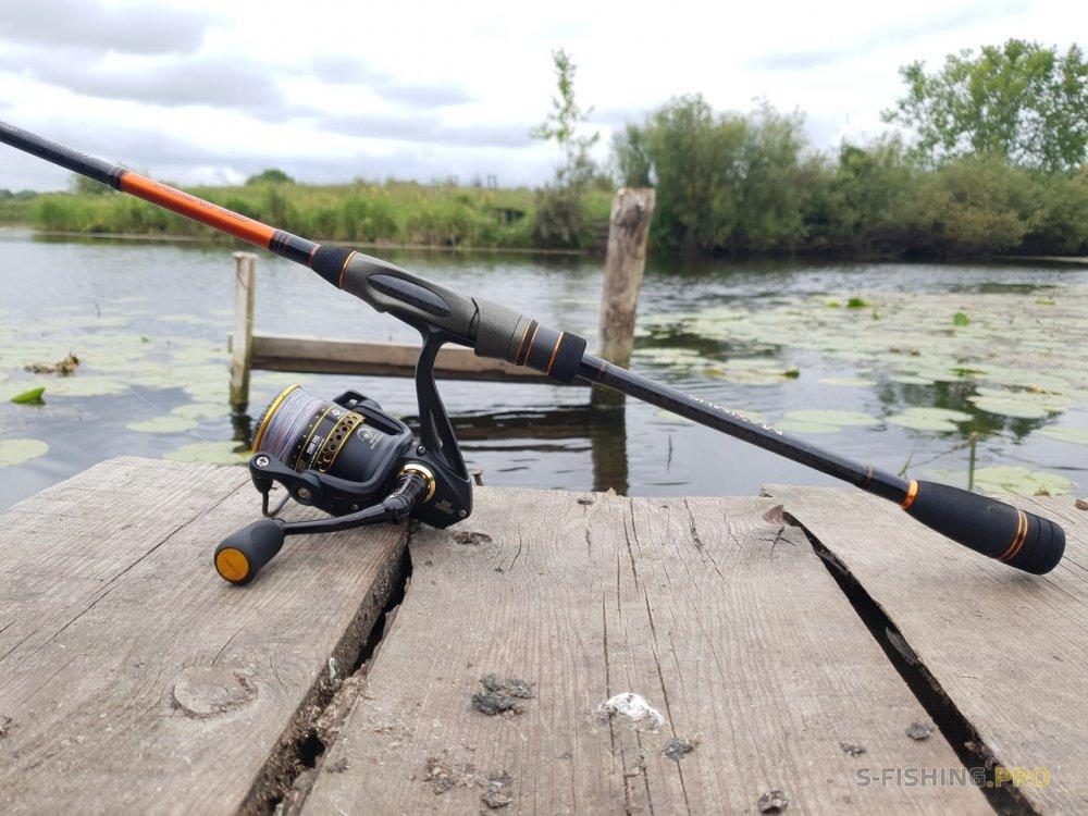 Отчеты с водоемов: Большая пешая рыбалка