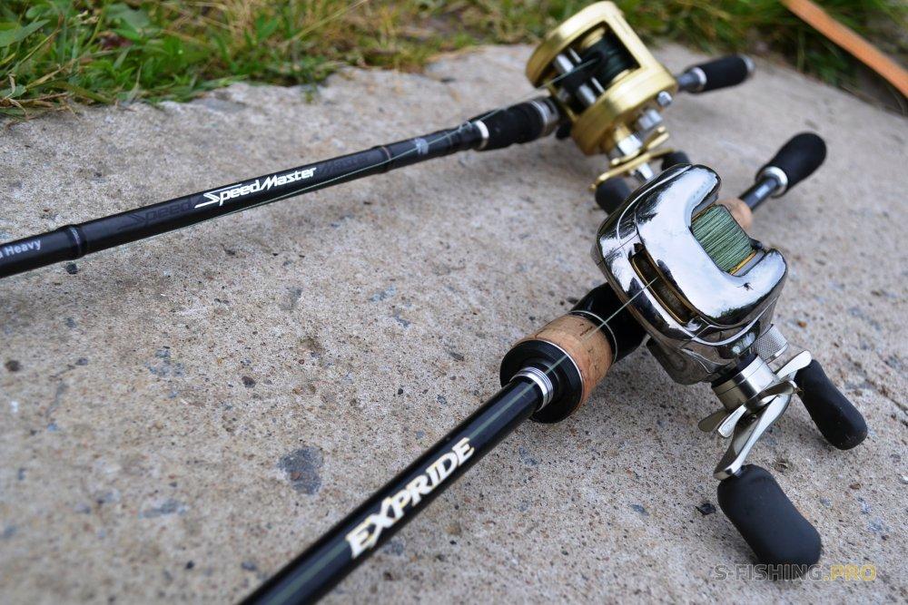 Отчеты с водоемов: Зачем мне столько спиннингов на рыбалке?