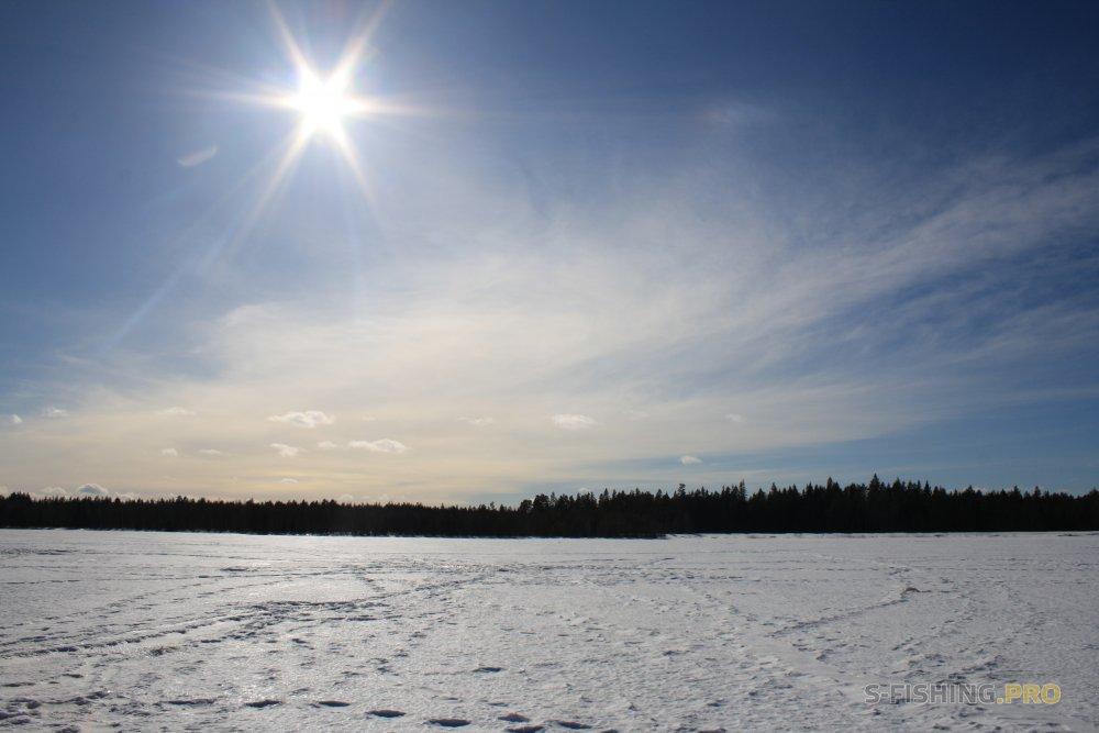 Обзоры: Рыбалка в Финляндии.