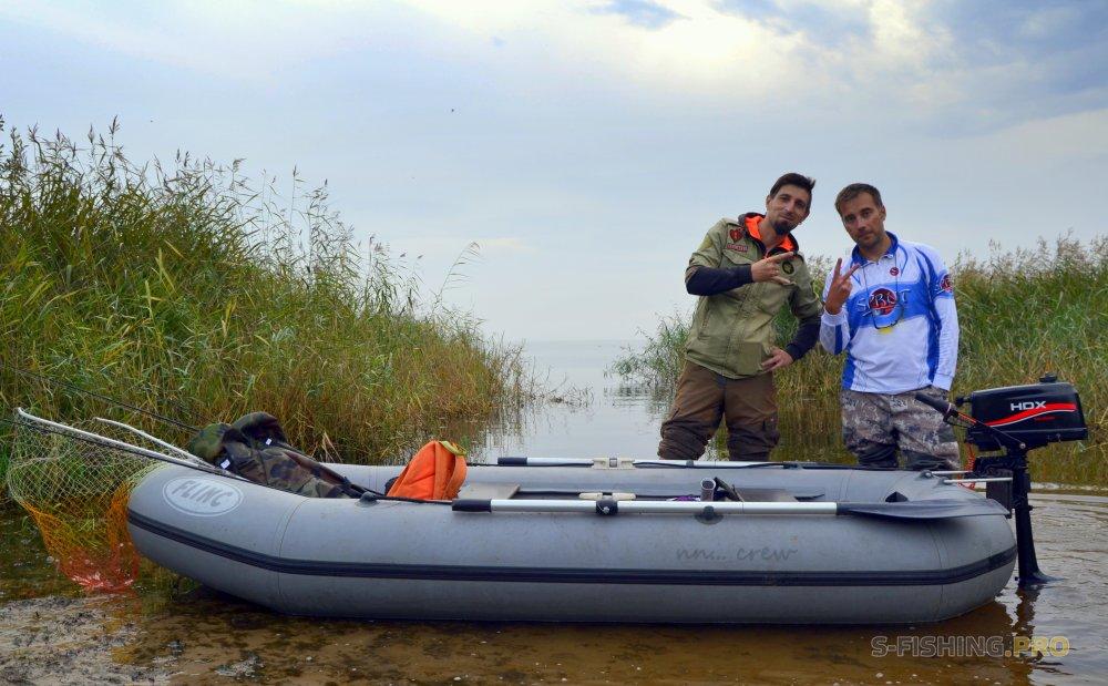Отчеты с водоемов: Новое лодочное приключение